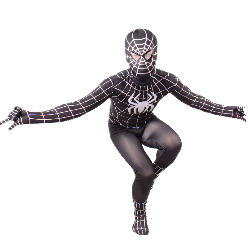 Spider-man Costumes. Showing 40 of results that match your query. Search Product Result. Ultimate Spider-Man 2-In-1 Spider-Man/Black Spider-Man Child Halloween Costume. Product Image. Price Marvel Toddler Boys Ultimate Spider-Man Muscle Costume with Mask. Product Image. Price $ .
