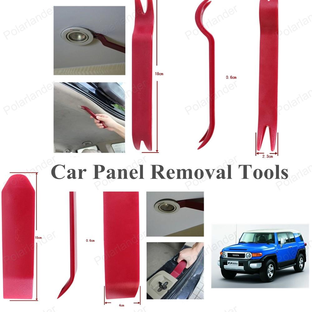4 шт. авто панели съемный автоинструмент ремонт комплект инструментов комплект инструментов высокое качество