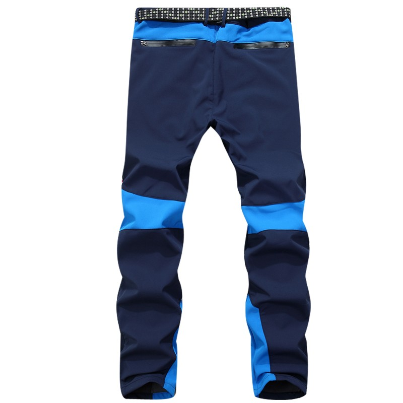 13dde489967 Dropshipping new outdoor Windproof Waterproof Breathable Double Layer  Winter ski pants snow trousers ski Snowboarding pants manUSD seventy  nine.99 piece
