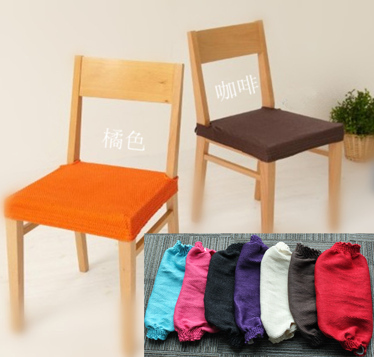 Dining Room Chair Cushion Covers: Popular Elastic Chair Covers-Buy Cheap Elastic Chair