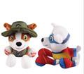 New Anime Puppy Plush Doll Dog 20cm Patrulla Pat Canine Patrol Toy Pet Patrulha Pata Plush