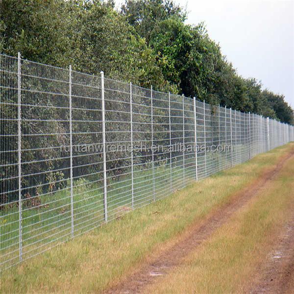 China Manufacturer High Tensile Game Fence Oem Amp Odm