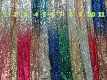 Блестящая градиентная блестящая ткань DIY, блестящая ткань для платья, обувь, сумки, одежда для сцены, торжества, свадьбы, вечеринки, декораци...(Китай)