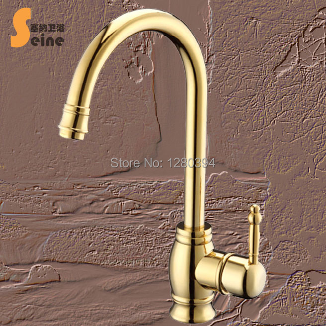 Old Fashioned Hot Cold Kitchen Water Faucet