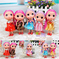 Lovely Confused Doll Interactive Baby Dolls Dress Girl Dream Girl Toy Mini Doll For Girls Phone
