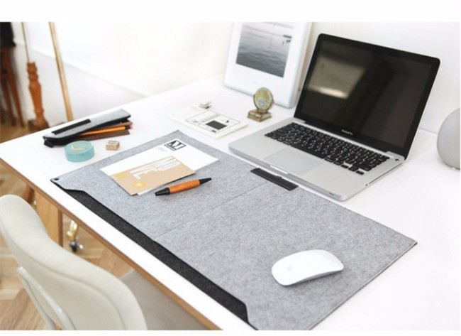 Table Mat Desk Storage Organizer Pad