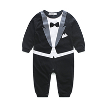 2016 new spring baby clothes gentleman baby boy clothes hot sale baby costume