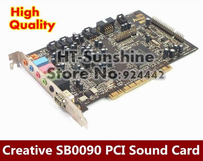 Sound blaster sb0680 xp