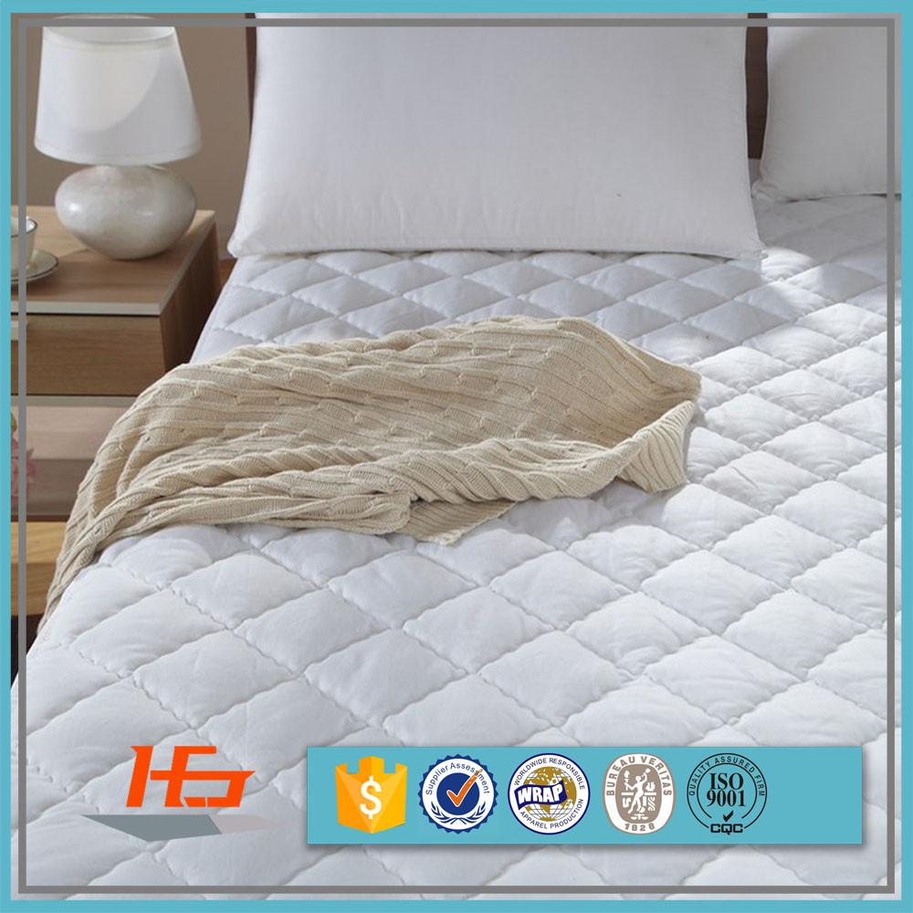 matelass matelas imperm able protecteur pour h tel taille double lit housse matelas id de. Black Bedroom Furniture Sets. Home Design Ideas