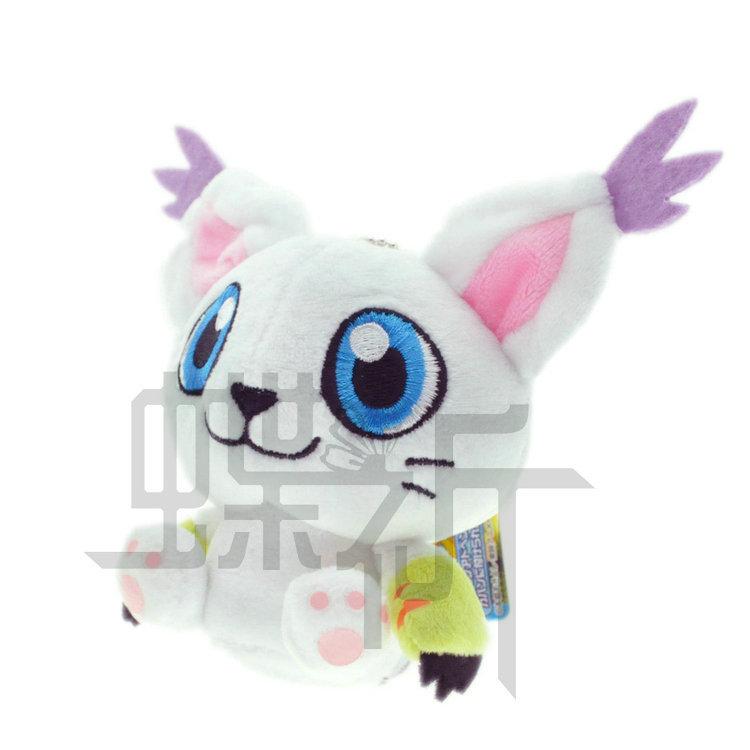 12cm Digimon Plush Toys Digimon Adventure Digital Monster Tailmon Soft Toys Plush Dolls Plush Toys Children