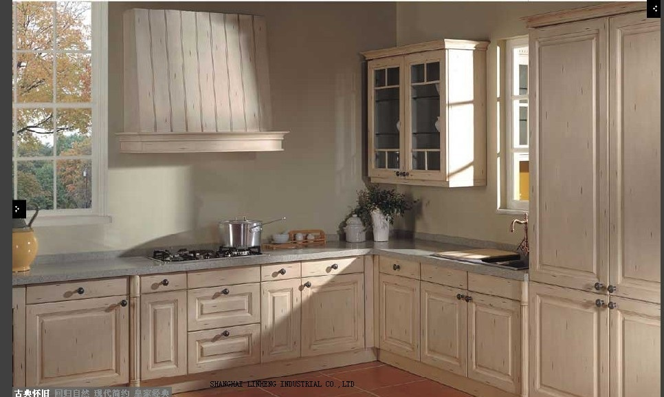 modular wooden cheap kitchen cabinet lh sw041 in kitchen cabinets from home improvement on. Black Bedroom Furniture Sets. Home Design Ideas
