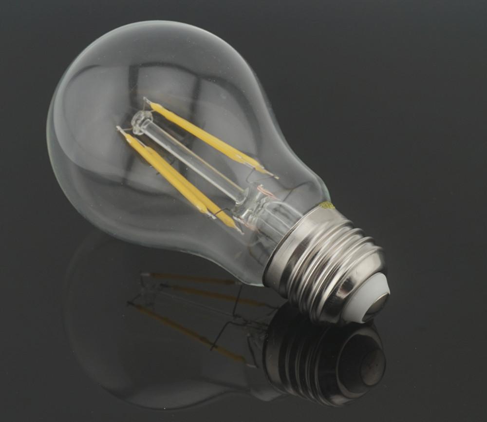 4w 8w 110v 220v A19 Medium Screw Base Led Vintage Light