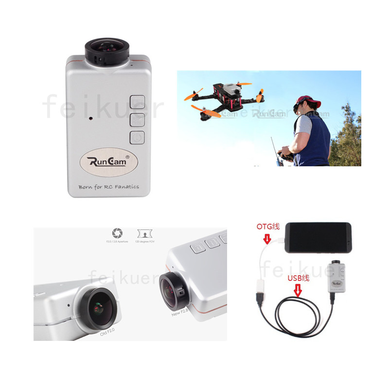 FPV Combo System 5.8Ghz 600mw Transmitter And Receiver Gopro Hero3 Hero4 SJ4000