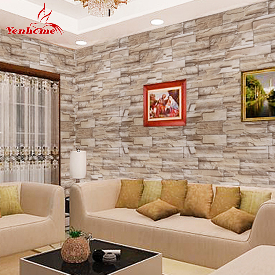 stone wall tiles living room reviews online shopping stone wall tiles living room reviews on. Black Bedroom Furniture Sets. Home Design Ideas