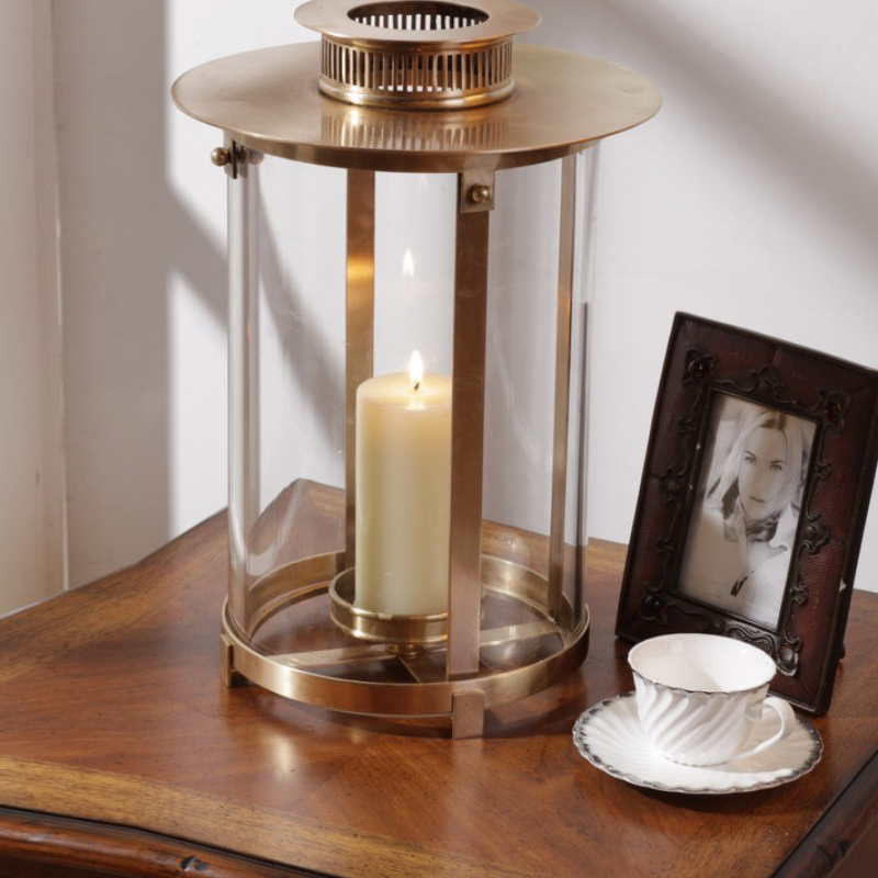 Home Decor Candle Holders And Accessories: Pierre Continental Lantern Candle Holders Candlestick