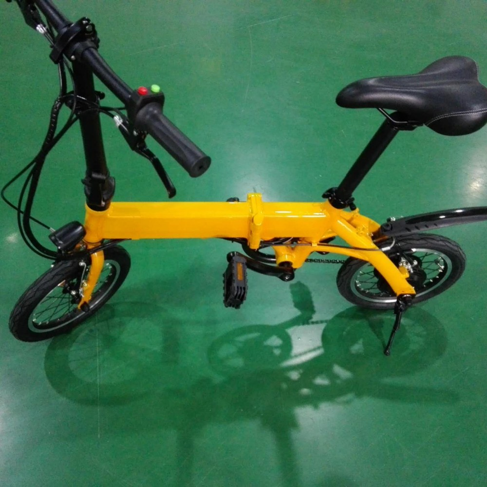 Adult 2 Wheel 500w 48v Electric Scooter Tricycle Pocket