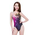 Women Professional Sport Triangular Swimwear Female One Piece Swimsuit Sexy Backless Monokini Brazilian Bathing Suit Plus