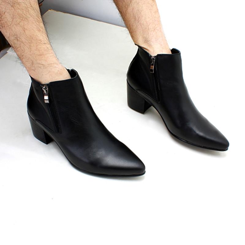 Cuban Heel Shoes In India