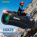 2016NEW Knife shadow series JouFou 10X25 HC Coating Monocular Telescope