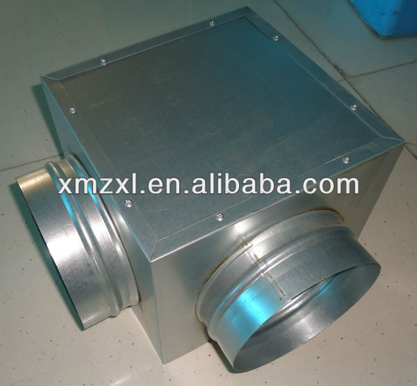 Plenum Box Air Duct Fittings Hvac Systems Buy