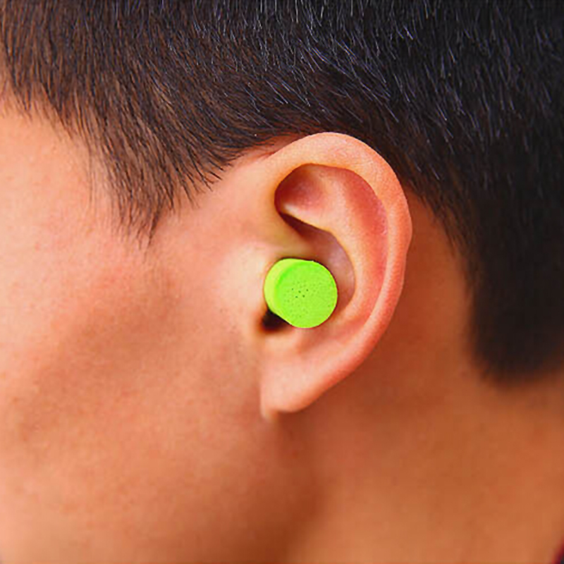 20 шт. / 10 пар мягкий пена анти-шум снижение ушной ухо вилка для путешествие сна отдых слуховые + ZH200