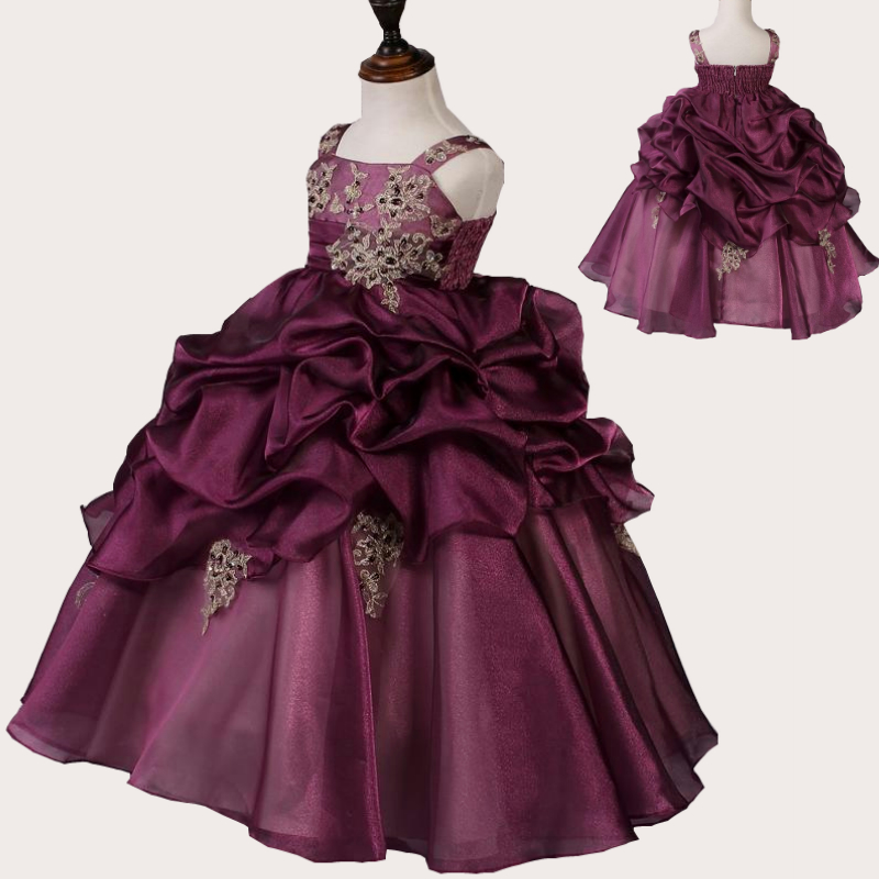 d9fd7da41a93f Ball Gown Flower Girl Dress | WedDirect - Discount Wedding Dresses ...