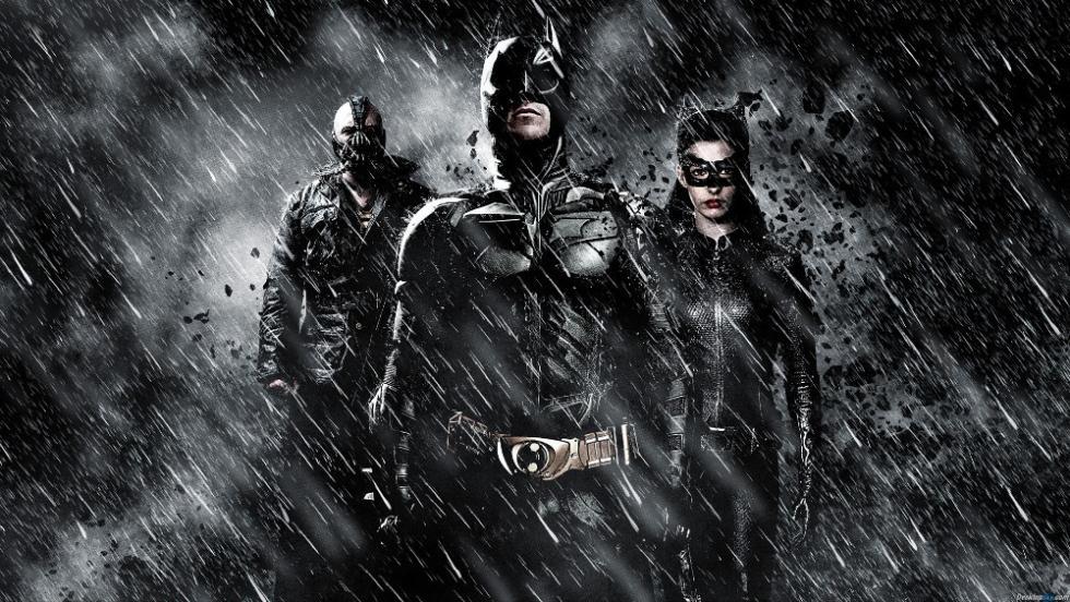 Batman catwoman in regen stilvolle beste wohnkultur
