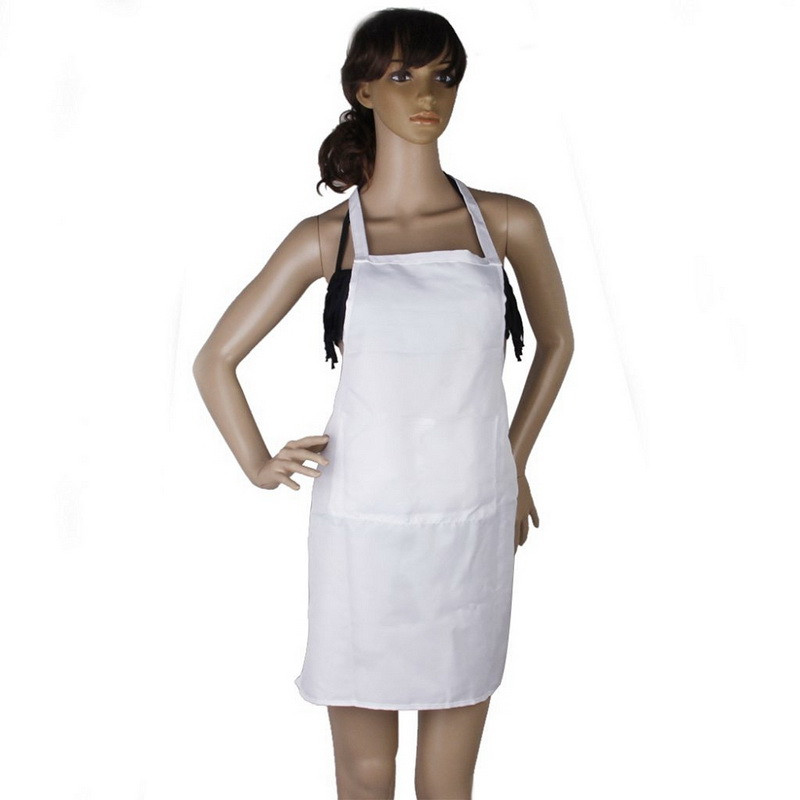 Fashion Kitchen Apron White Women Apron Cooking Chef Restaurant Waitress  Best Gift Aprons Wholesale Aprons For Women Apron Patterns From Sophine12,  ...