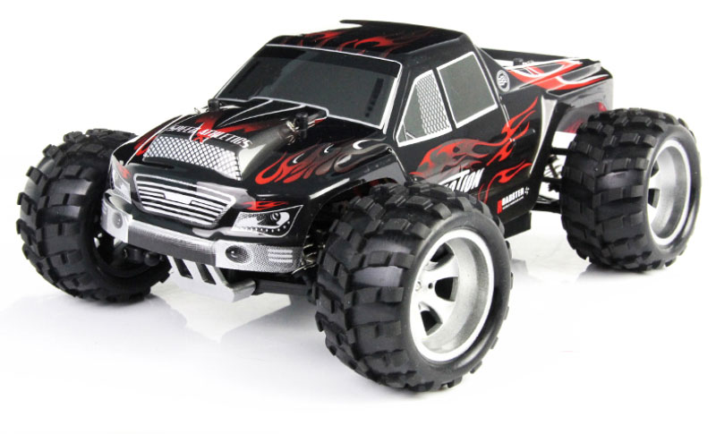 high quality wltoys rc car 2 4g 1 18 rc 4wd speed racer full scale remote control car rc monster. Black Bedroom Furniture Sets. Home Design Ideas