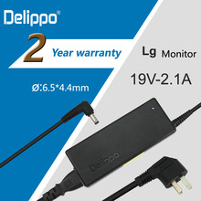 Delippo 40W EU UK AU US Plug monitor charger For Lg E2391VR,E2381VR IPS226V,E2260T,E2290V,E2290T,E2360T,E2350T,W2486L