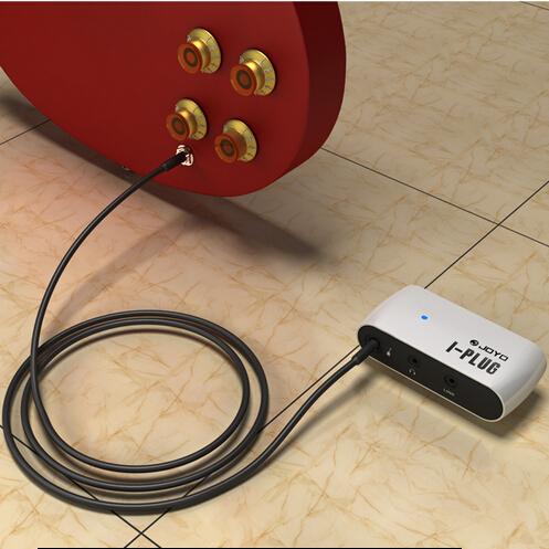 joyo i plug guitar headphone pocket amplifier mini amp with built in overdrive sound effects for. Black Bedroom Furniture Sets. Home Design Ideas