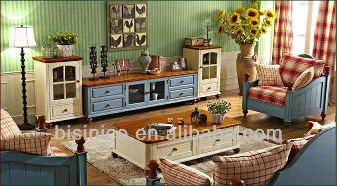 bisini living room set english country american style living room furniture set sofa coffee. Black Bedroom Furniture Sets. Home Design Ideas