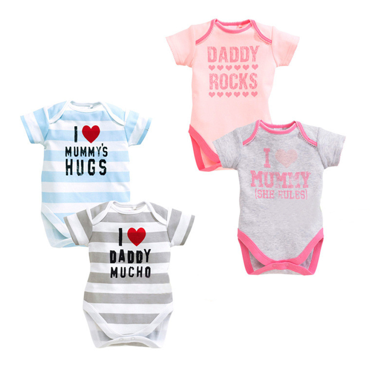 Wrap your little one in custom I Love Daddy baby clothes. Cozy comfort at Zazzle! Personalized baby clothes for your bundle of joy. Choose from huge ranges of designs today!
