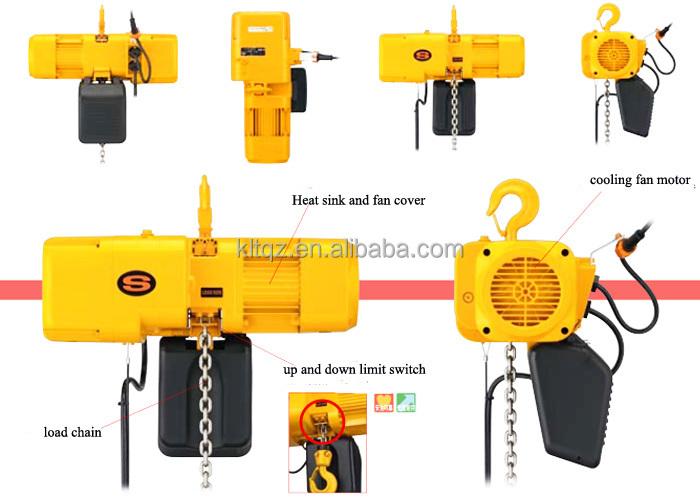factory supply kito er electric chain hoist 1 5 ton buy. Black Bedroom Furniture Sets. Home Design Ideas