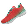 Free shipping Gradient Color children sports shoes running quality air mesh breathable big kids sneakers shoes