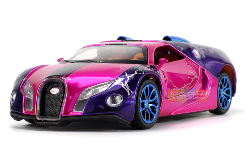 1 32 scale bugatti veyron alloy diecast car model pull. Black Bedroom Furniture Sets. Home Design Ideas