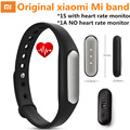 Official original Xiaomi Mi Band 1S 1A Smart Miband Heart Rate Monitor Pulse Fitness fitbit Wristband