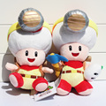 2pcs lot 2015 Captain Toad Treasure Tracker Super Mario Toda Plush Doll Toys With Tag 19