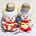2pcs lot 2017 Captain Toad Treasure Tracker Super Mario Toda Plush Doll Toys With Tag 19
