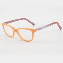 Kirka оправа защитных очков дети мода ацетат очки оправа для детей прозрачные линзы оптические очки для плаванья от 2 до 13 лет(Китай)