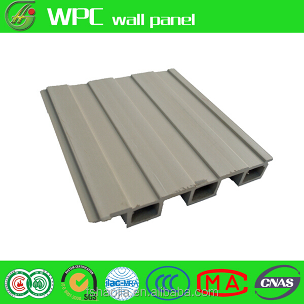 Decorative Wpc Solar Panel 3d Wall Panel Interior Wall