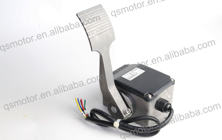 0 5v Electric Car Throttle Pedal