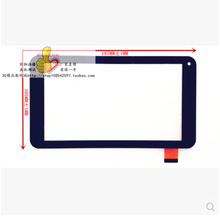 New 7 inch KNCMD715 tablet capacitive touch screen YCF0511-B free shipping