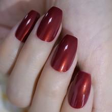 Светильник с розовым миндалем голографическое искусство ногтей среднее зеркало популярная клейкая лента новые ногти блестящее зеркало 24 ш...(Китай)