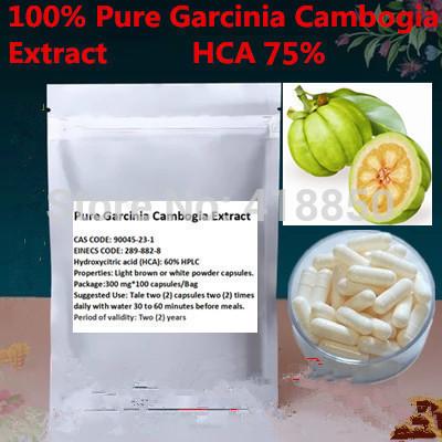 Garcinia Cambogia Extract New Fruta Planta Life Pure Garcinia