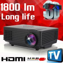 2015 best brand byintek mini projector Home Theater Video LCD Tv cinema piCO HDMI Portable fULi hD 1080P LED 3D Proyector beamer