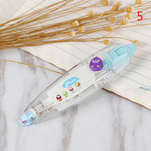 Корейская Милая мультяшная коррекционная лента, канцелярские принадлежности для учебы, офисные и школьные принадлежности, подарок(Китай)