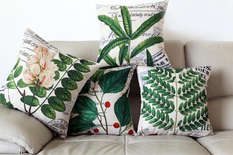 anlage baumwolle und bettw sche kissen kissen auf dem sofa kissen f r st tzte sich auf b ro. Black Bedroom Furniture Sets. Home Design Ideas