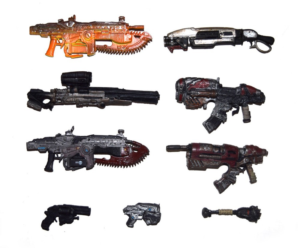 Popular Gears War Action Figures-Buy Cheap Gears War