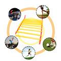 Professional 4M Agility Ladder For Soccer Speed Training Men Women Durable Portable Sport Training Fitness Equipment